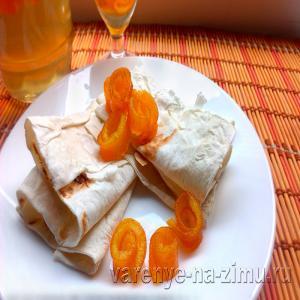 Варенье из апельсиновых корочек - завитушки