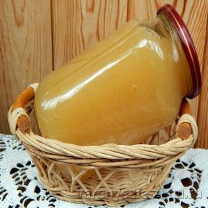 Варенье из дыни и яблок в мультиварке