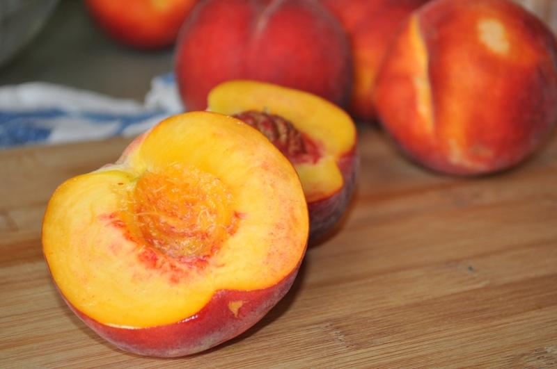 Джем из персиков с ванилью: фото 1