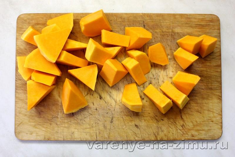 Джем из тыквы с апельсином и лимоном на зиму: фото 3