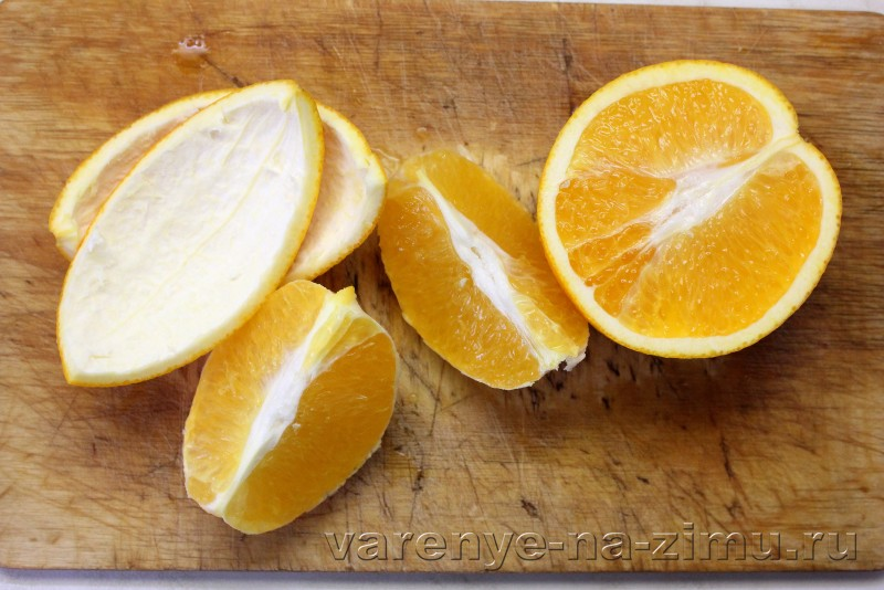 Джем из тыквы с апельсином и лимоном на зиму: фото 4