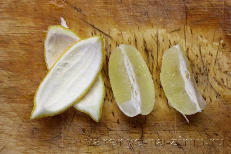 Джем из тыквы с апельсином и лимоном на зиму: фото 5