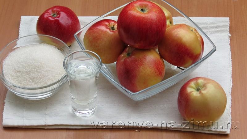 Джем из яблок: фото 1