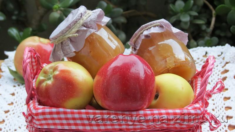Джем из яблок: фото 7