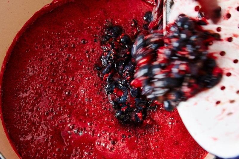 Джем из ягодного ассорти: фото 8