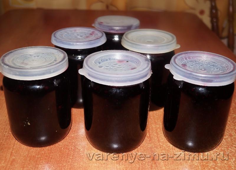 Желе из красной и черной смородины: фото 7