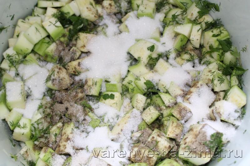 Кабачки как грузди рецепт на зиму: фото 6