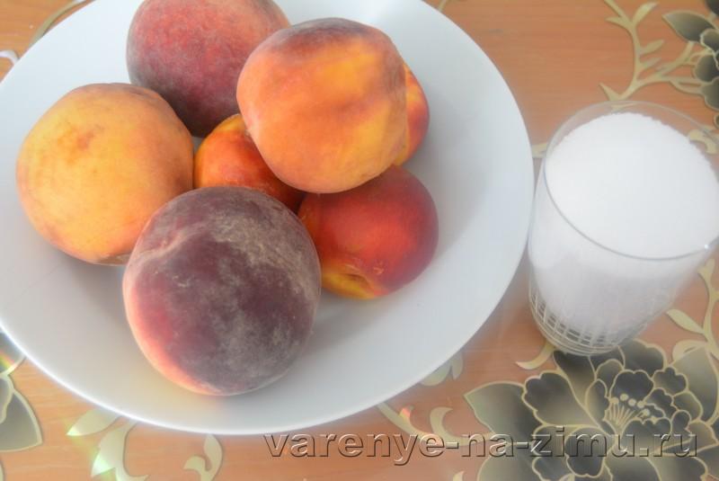Конфитюр из персиков на зиму: фото 1