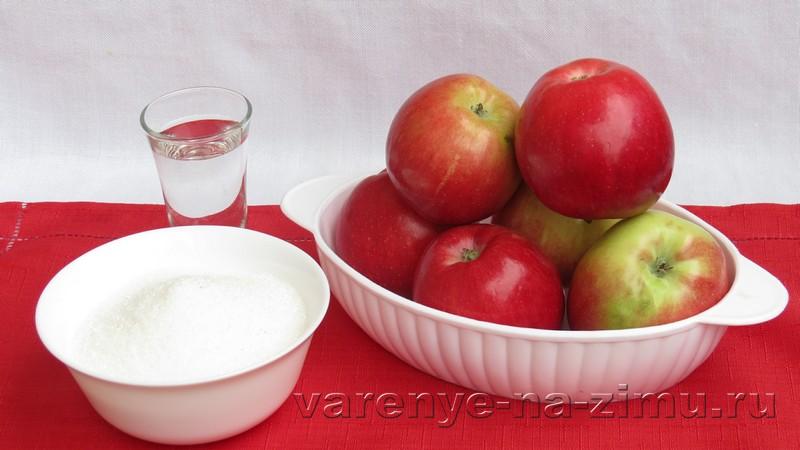 Повидло из яблок: фото 1