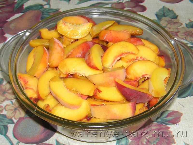 Прозрачное персиковое варенье: фото 2