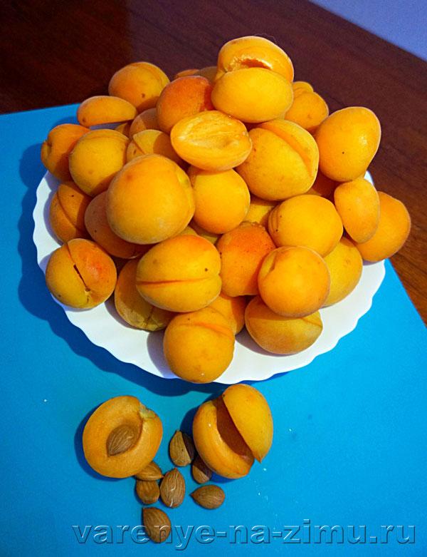 Варенье из абрикосов с ядрышками: фото 3