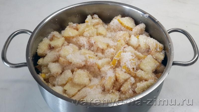 Варенье из айвы самый вкусный рецепт: фото 3