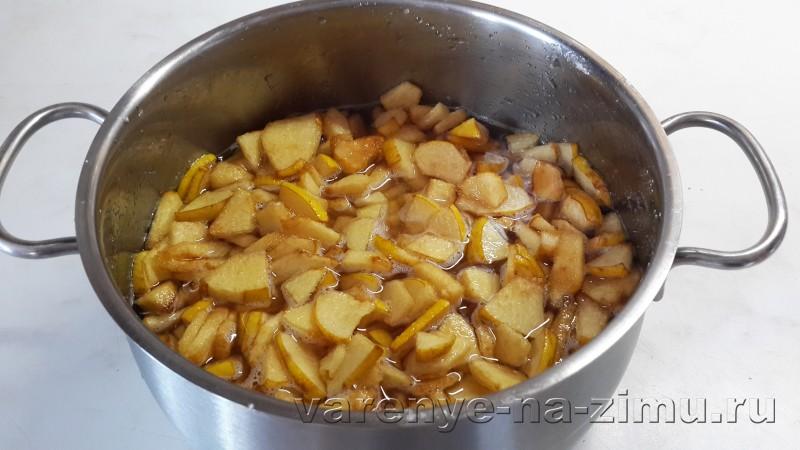 Варенье из айвы самый вкусный рецепт: фото 4