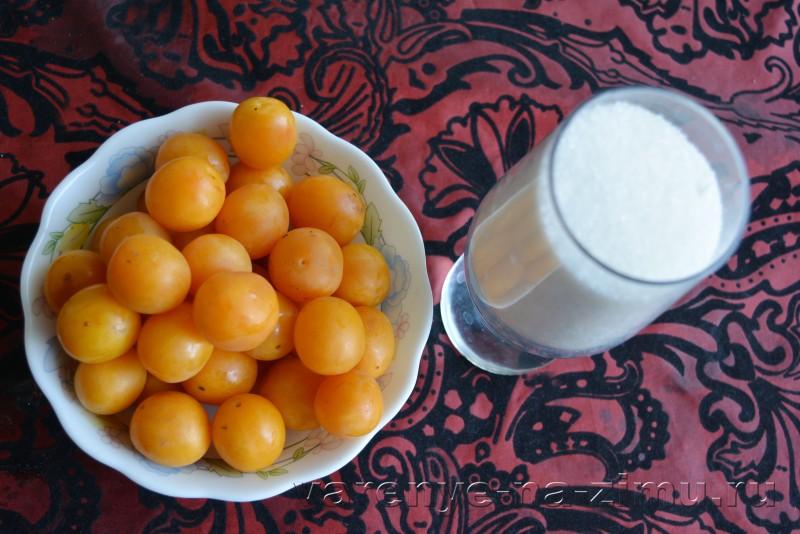 Варенье из алычи без косточек простой рецепт на зиму: фото 1