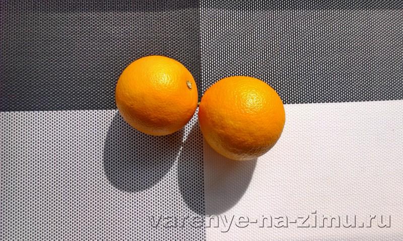Варенье из апельсиновых корочек завитушки: фото 1