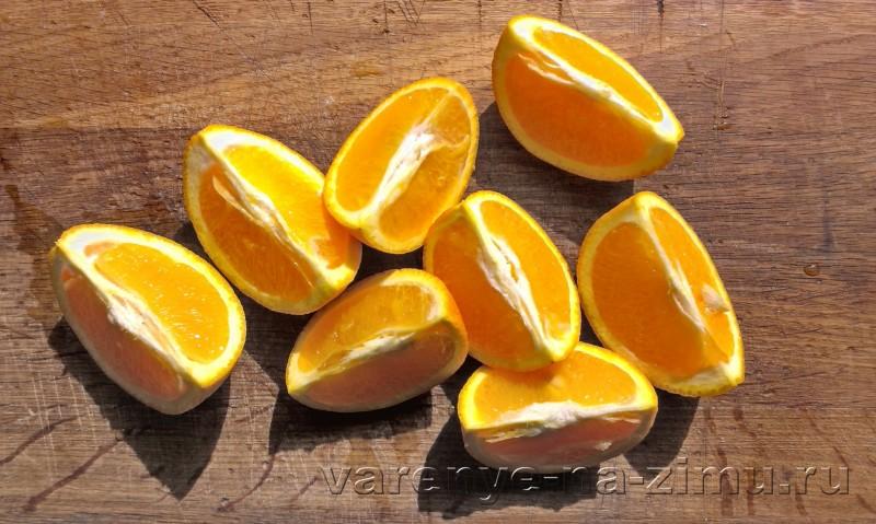 Варенье из апельсиновых корочек завитушки: фото 2