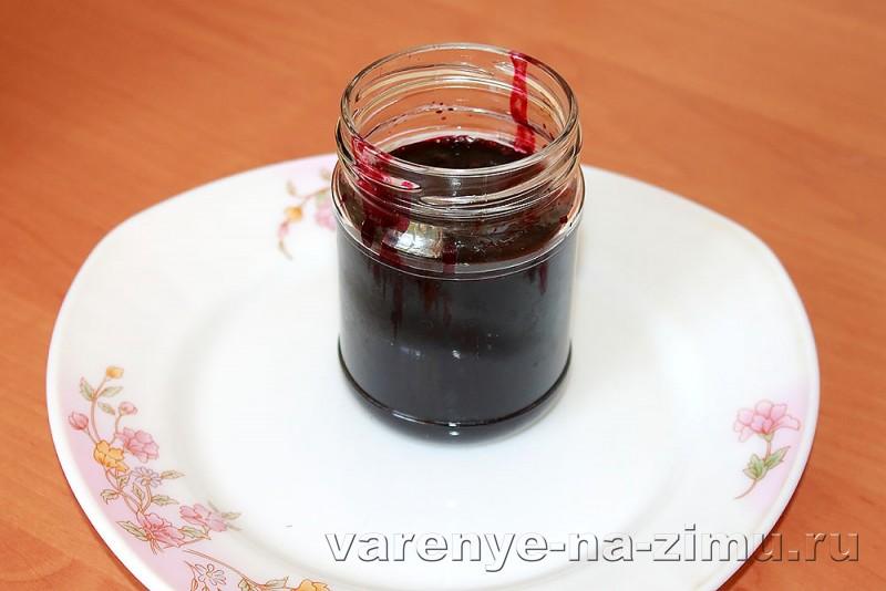 Варенье из черники с медом и коньяком: фото 11