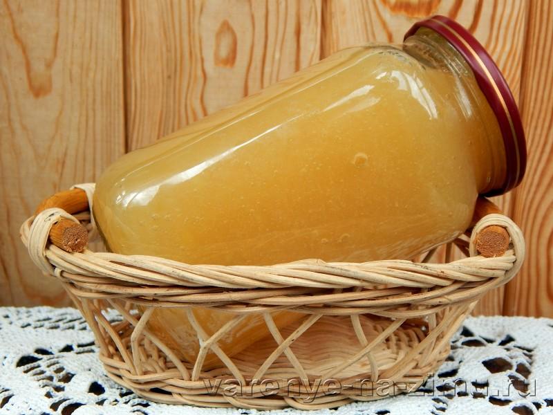 Варенье из дыны и яблок в мультиварке: фото 8