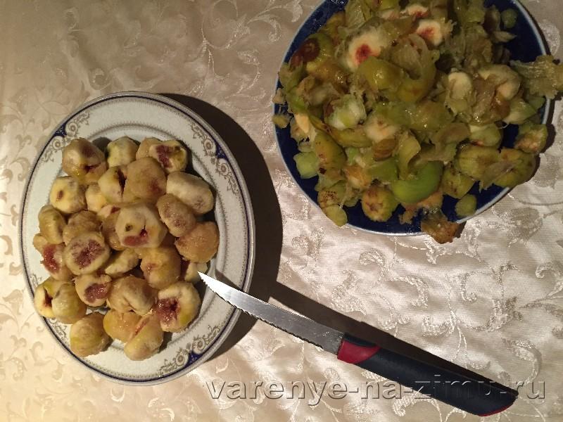 Варенье из инжира: фото 2