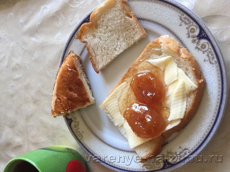 Варенье из инжира: фото 7