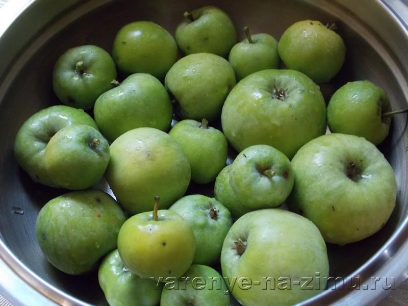 Варенье из кислых яблок: фото 1
