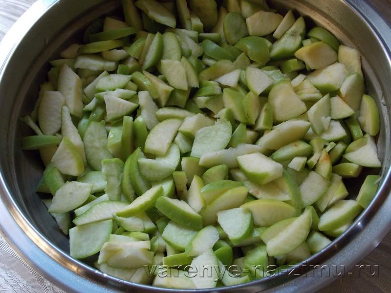 Варенье из кислых яблок: фото 2