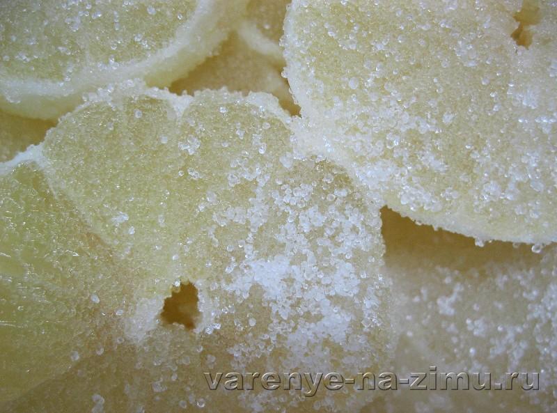 Варенье из лимонов: фото 4