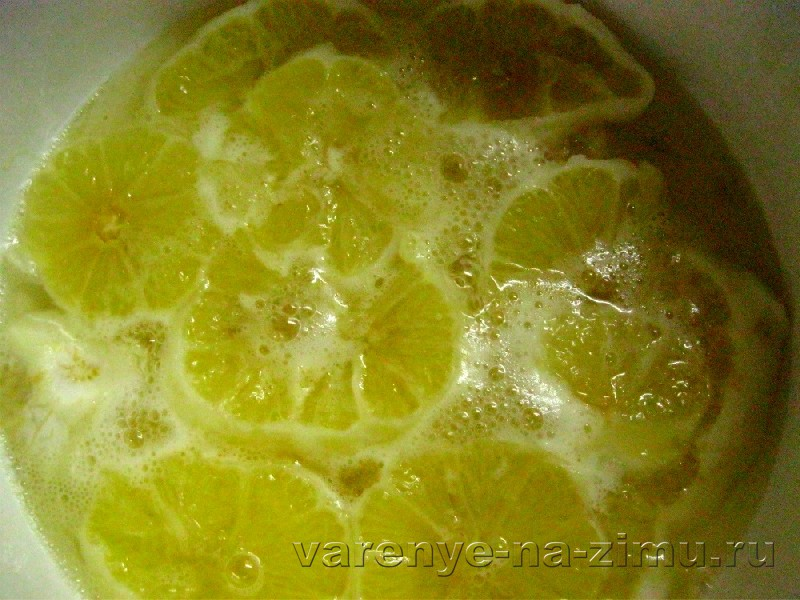 Варенье из лимонов: фото 5