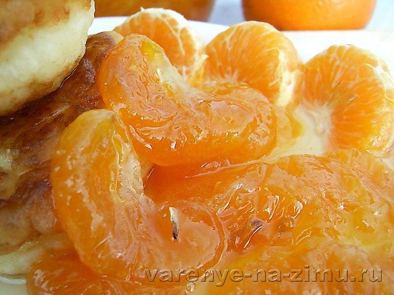 Варенье из мандаринов дольками: фото 7