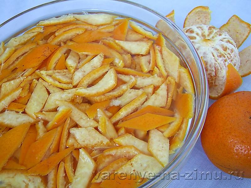 Варенье из мандариновых корок: фото 3