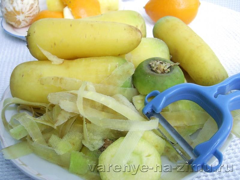 Варенье из моркови с лимоном: фото 2
