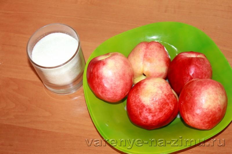 Варенье из нектарина на зиму простой рецепт без косточек: фото 1