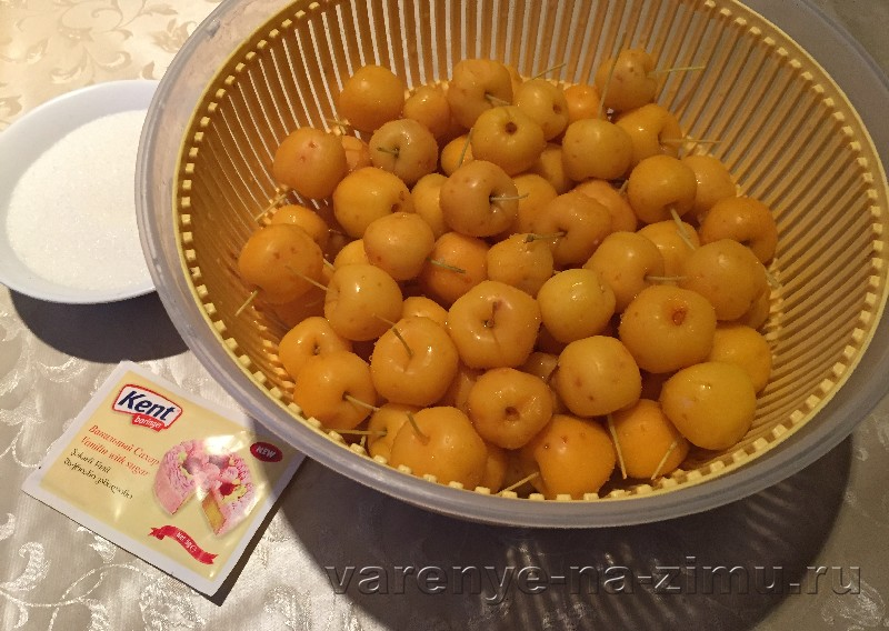 Варенье из райских яблок: фото 7
