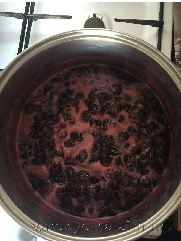 Варенье из терносливы: фото 5