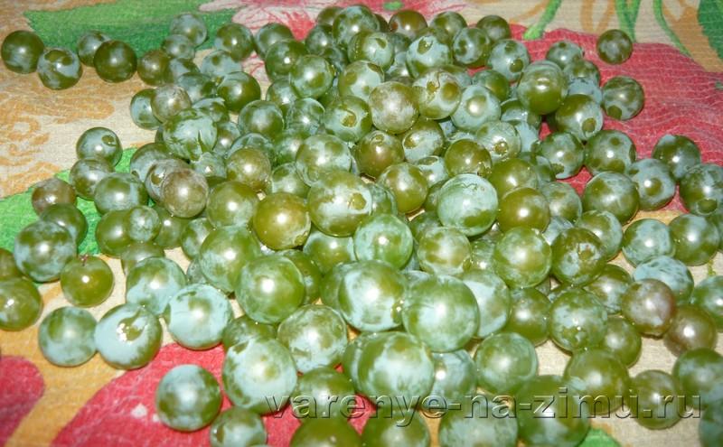 Варенье из винограда изабелла: фото 1