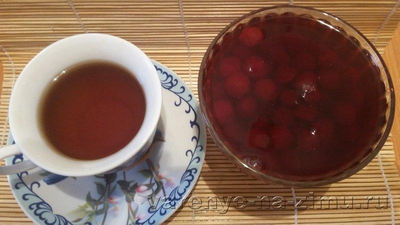 Варенье из вишни в мультиварке: фото 8