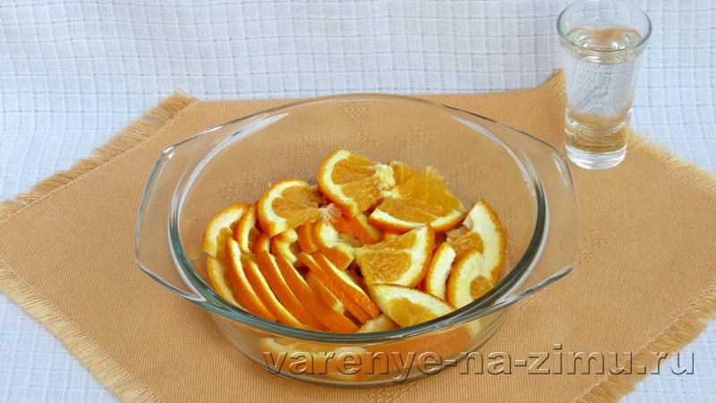Варенье из яблок с апельсинами: фото 2
