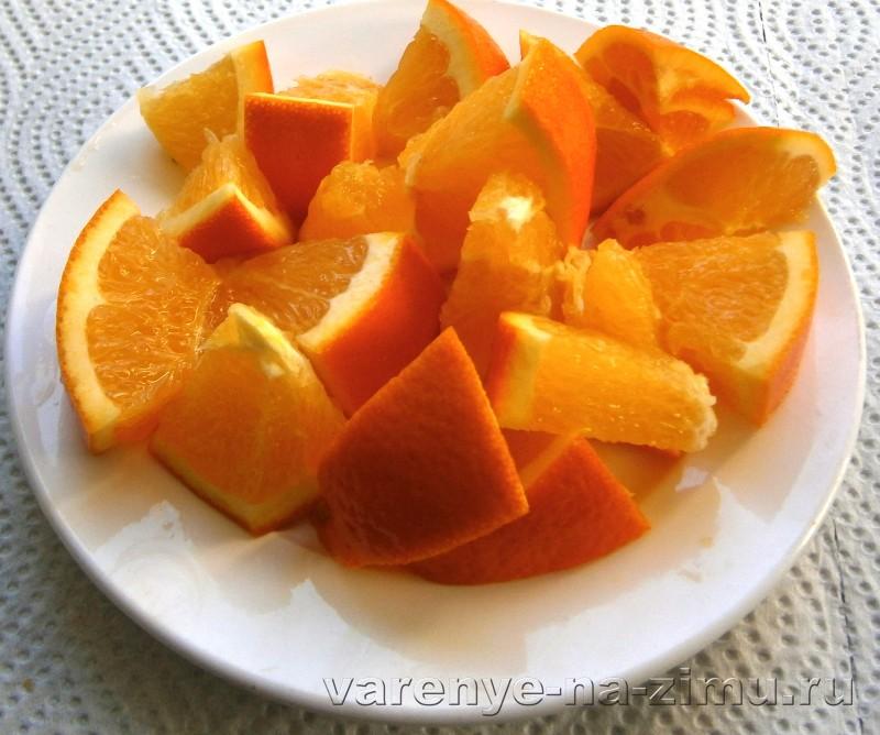 Варенье из яблок с апельсином и тыквой: фото 5