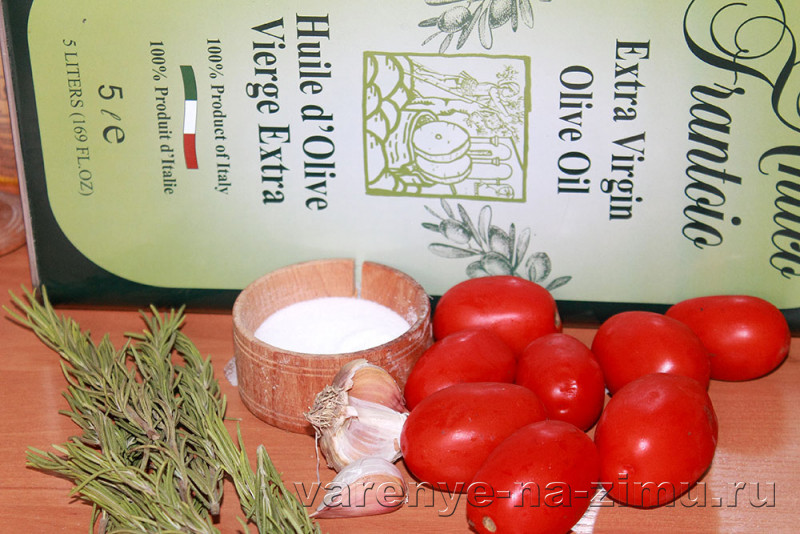 Вяленые помидоры на зиму в духовке: фото 1