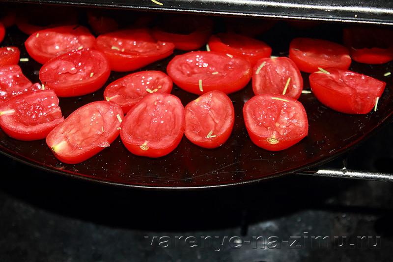 Вяленые помидоры на зиму в духовке: фото 11