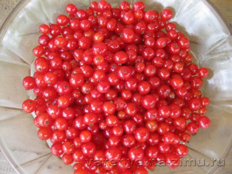 Желе из красной смородины без варки: фото 2